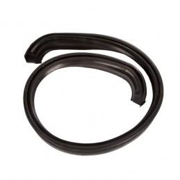 Coppia placche inox fissaggio parabrezza CJ/YJ 76-95