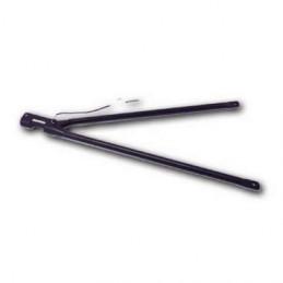 Paraurti tubolare posteriore Nero 3 Inch YJ/TJ 87-06