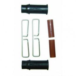 Guarnizione battuta porta in tela softop originale lato guida CJ 76-86