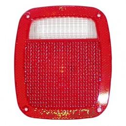 Kit adattatori per fari tondi LED per paraurti originaleJK 07-18