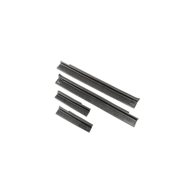Piastra fissaggio scatola sterzo manuale e servoassistita CJ 78-86