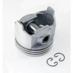Piastrine fissaggio parabrezza Nero CJ/YJ 76-95