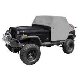 Serbatoio carburante Steel Willys CJ 46-64