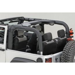 Kit borse portaoggetti MOLLE per rollbar per Rubicon JL/JLU 18-19