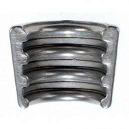 Boccole Poliuretano barra stabilizzatrice Anteriore NERO 25mm XJ 84-01