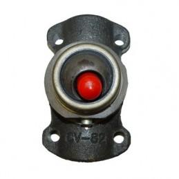 Boccole Poliuretano stabilizzatrice Anteriore NERO 22mm XJ 84-01