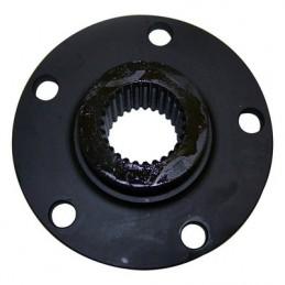 Boccole Poliuretano stabilizzatrice Anteriore NERO 24mm XJ 84-01